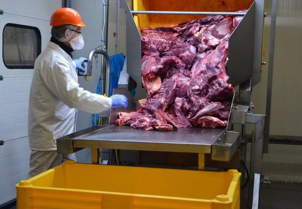 Ručni pregled mesa